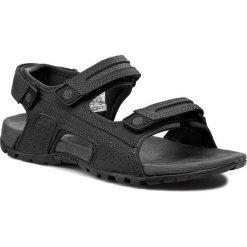Sandały MERRELL - Sandspur Oak J211081C Black. Czarne sandały męskie skórzane marki Merrell. W wyprzedaży za 209,00 zł.