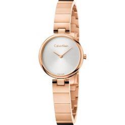 ZEGAREK CALVIN KLEIN Authentic K8G23646. Szare zegarki damskie Calvin Klein, szklane. Za 1269,00 zł.