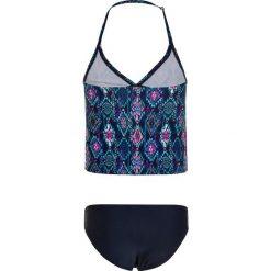 Stroje jednoczęściowe dziewczęce: s.Oliver RED LABEL TANKINI Kostium kąpielowy blue/pink