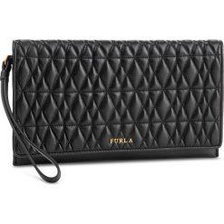 Torebka FURLA - Cometa 992995 E ET95 2Q0 Onyx. Czarne torebki klasyczne damskie Furla, ze skóry. Za 735,00 zł.