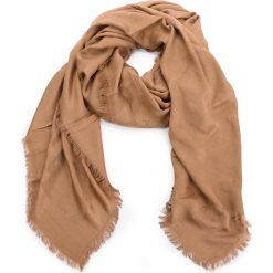 Chusta TWINSET - Kefia OA8T1Q Cookie 00653. Brązowe chusty damskie Twinset, z materiału. Za 319,00 zł.