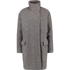 Kurtki i płaszcze damskie: Samsøe & Samsøe HOFFMAN  Płaszcz wełniany /Płaszcz klasyczny grey melange