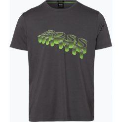 T-shirty męskie z nadrukiem: BOSS Athleisure – T-shirt męski – Tee 2, szary
