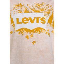 Odzież dziecięca: Levi's® SPRAY Tshirt z nadrukiem yellow cream