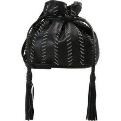 Torebki klasyczne damskie: Topshop MIA CHAIN BUCKET Torba na ramię black