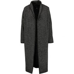 Płaszcze damskie pastelowe: New Look HERRINGBONE THROW ON COAT Płaszcz wełniany /Płaszcz klasyczny black pattern