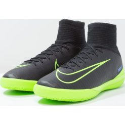 Buty skate męskie: Nike Performance MERCURIALX PROXIMO II DF IC Halówki black/electric green/blue/ghost green