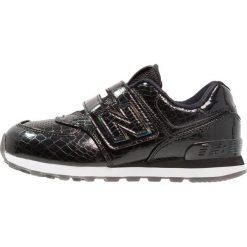 New Balance YV574 Tenisówki i Trampki black. Czarne trampki chłopięce New Balance, z gumy. Za 249,00 zł.