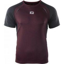 IQ Koszulka męska Anto Port Royale/ Black r. XXL. Szare koszulki sportowe męskie marki IQ, l. Za 59,99 zł.