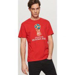 T-shirty męskie: T-shirt fifa russia 2018 – Czerwony