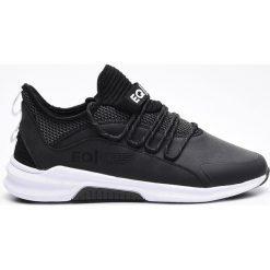 Buty męskie: Sportowe buty z kolekcji equal - Czarny