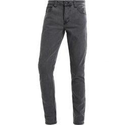 Spodnie męskie: Only & Sons ONSWARP Jeansy Slim Fit dark grey denim