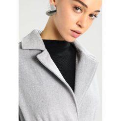 Płaszcze damskie pastelowe: Moves ALLY Płaszcz wełniany /Płaszcz klasyczny grey