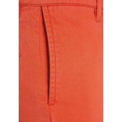 Billybandit Szorty bright orange. Brązowe spodenki chłopięce marki bonprix, m, z nadrukiem, z polaru. Za 139,00 zł.