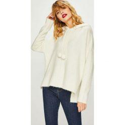Medicine - Sweter XMASS. Szare swetry oversize damskie MEDICINE, l, z dzianiny. Za 119,90 zł.
