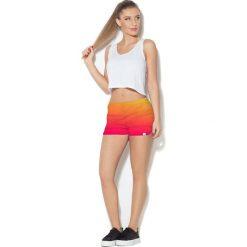 Colour Pleasure Spodnie damskie CP-020 71 malinowo-żółto-pomarańczowe r. XS-S. Spodnie dresowe damskie Colour pleasure, s. Za 72,34 zł.