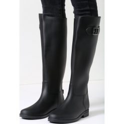 Kalosze damskie: Czarne Kalosze Super Rainy Days