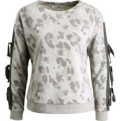 Bluzy rozpinane damskie: Aaiko LISLE  Bluza rocking grey