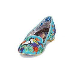 Baleriny Irregular Choice  YES YOU PELI CAN. Niebieskie baleriny damskie Irregular Choice. Za 431,20 zł.