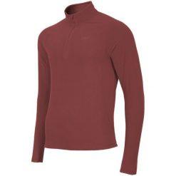 4F Męska Podkoszulka Z Długim Rękawem H4Z17 bimp001 Bordowa M. Czerwone odzież termoaktywna męska marki 4f, l, z polaru, z długim rękawem. W wyprzedaży za 49,00 zł.
