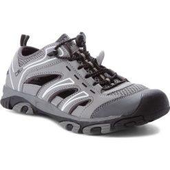 Sandały CMP - Aquarii Hiking Sandal 3Q95477 Grey U739. Szare sandały męskie skórzane CMP. W wyprzedaży za 149,00 zł.