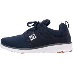 Trampki damskie slip on: DC Shoes HEATHROW Tenisówki i Trampki blue/grey