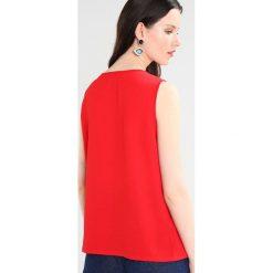 Bluzki asymetryczne: See u Soon Bluzka red
