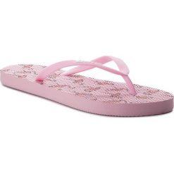 Chodaki damskie: Japonki BIG STAR – AA274A176 Pink