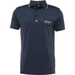 BOSS ATHLEISURE PAULETECH PRO Koszulka sportowa night watch. Niebieskie koszulki sportowe męskie marki BOSS Athleisure, m. Za 419,00 zł.