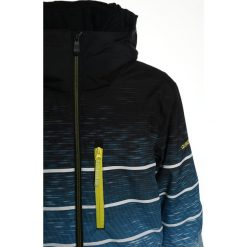 Quiksilver MISSIO Kurtka snowboardowa sulphur blur lights. Niebieskie kurtki chłopięce sportowe marki bonprix, z kapturem. W wyprzedaży za 471,20 zł.
