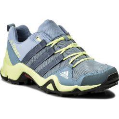Buty trekkingowe damskie: Buty adidas – Terrex Ax2r K CM7678 Rawgre/Rawste/Sefrye