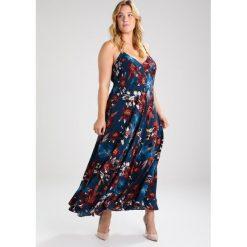 Długie sukienki: City Chic Długa sukienka fall