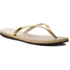 Japonki HAVAIANAS - You Met Cf 41351022719 Sand Grey/Light G. Żółte crocsy damskie marki Havaianas, z materiału. W wyprzedaży za 109,00 zł.