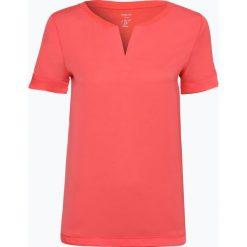 Marc Cain Collections - T-shirt damski, czerwony. Czerwone t-shirty damskie Marc Cain Collections, z dżerseju. Za 399,95 zł.
