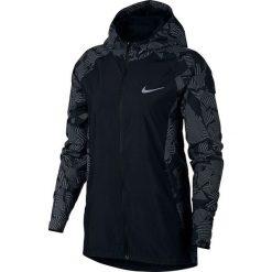 Nike Kurtka damska Flash Essential czarna r. S (856220-010). Czarne kurtki sportowe damskie marki Cropp, l. Za 265,14 zł.