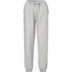 Marie Lund - Damskie spodnie od piżamy, szary. Szare piżamy damskie Marie Lund, l, w prążki. Za 129,95 zł.
