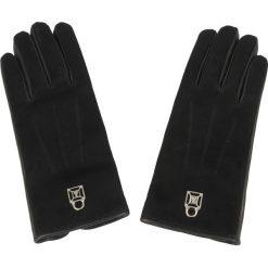 Rękawiczki Damskie PATRIZIA PEPE - 2V6687/AB11-K103  Nero. Czarne rękawiczki damskie marki Patrizia Pepe, ze skóry. W wyprzedaży za 399,00 zł.