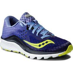 Buty SAUCONY - Kinvara 8 S10356-4 Nvy/Pur. Fioletowe buty do biegania damskie Saucony, z materiału. W wyprzedaży za 319,00 zł.
