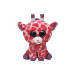 Przytulanki i maskotki: Maskotka TY INC Beanie Boos Twigs – Różowa Żyrafa 24 cm 34105