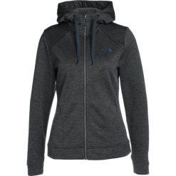 The North Face KUTUM HOODIE  Kurtka z polaru asphalt grey heather. Różowe kurtki sportowe damskie marki The North Face, m, z nadrukiem, z bawełny. Za 299,00 zł.