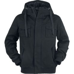 Black Premium by EMP The Warrior's Code Kurtka czarny. Czarne kurtki męskie pikowane marki Black Premium by EMP. Za 399,90 zł.