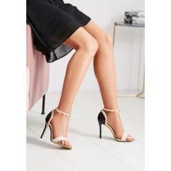 Sandały damskie: Beżowe Sandały Pictures Of Vogue