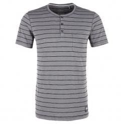 S.Oliver T-Shirt Męski, Xxl, Szary. Szare t-shirty męskie S.Oliver, m, w paski. Za 119,00 zł.