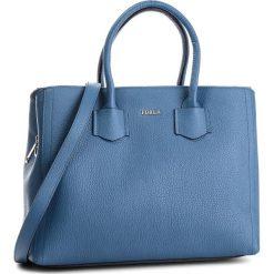 Torebka FURLA - Alba 984357 B BTI4 HSF Genziane e. Niebieskie torebki klasyczne damskie Furla, ze skóry. Za 1565,00 zł.