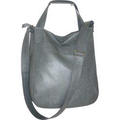Szara torba hobo, szara torebka listonoszka. Szare torebki worki Pakamera. Za 130,00 zł.