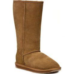 Buty EMU AUSTRALIA - Stinger Hi W10001 Chestnut. Brązowe buty zimowe damskie marki EMU Australia, z gumy. Za 859,00 zł.