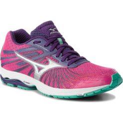 Buty MIZUNO - Wave Sayonara 4 J1GD163003  Fioletowy Różowy. Czerwone buty do biegania damskie marki KALENJI, z gumy. W wyprzedaży za 339,00 zł.