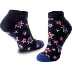 Skarpety Niskie Unisex HAPPY SOCKS - BNG05-6000 Granatowy Kolorowy. Czerwone skarpetki męskie marki Happy Socks, z bawełny. Za 24,90 zł.