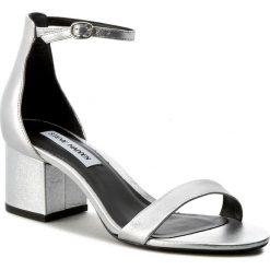 Sandały damskie: Sandały STEVE MADDEN – Irenee Sandal 91000246-0S0-10001-14001 Silver
