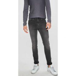 Review - Jeansy Jeremy. Szare jeansy męskie regular Review. W wyprzedaży za 139,90 zł.